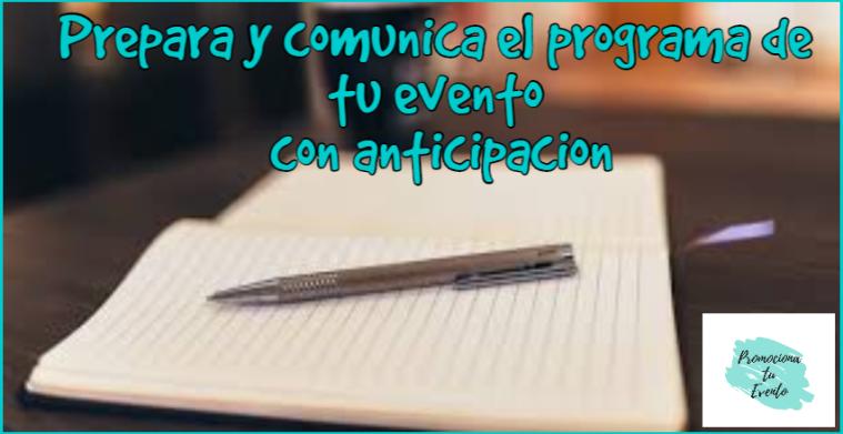 prepara y comunica