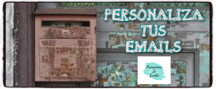 Personaliza tus emails 1